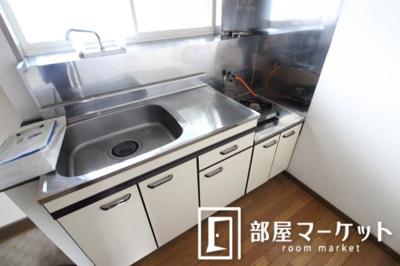 【キッチン】ハイツKTY II