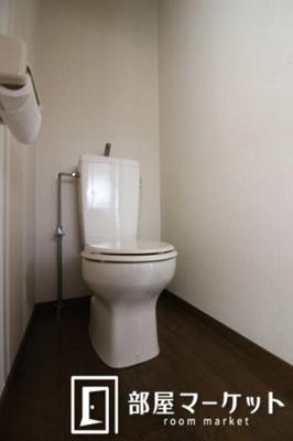 【トイレ】ハイツKTY II