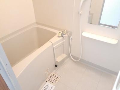 【浴室】シティアサヒⅡ
