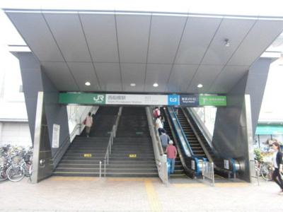 西船橋駅まで1000m