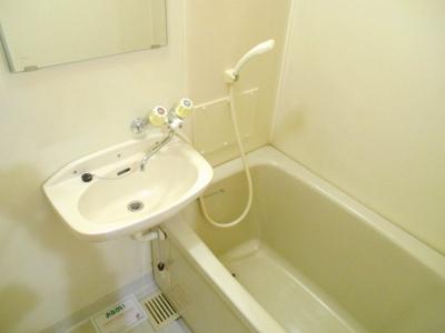 【浴室】ランドロードヌマタA