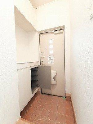 【玄関】プラシ-ド・M