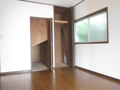 【寝室】佐藤邸貸家