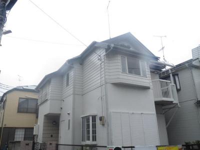 【外観】佐藤邸貸家