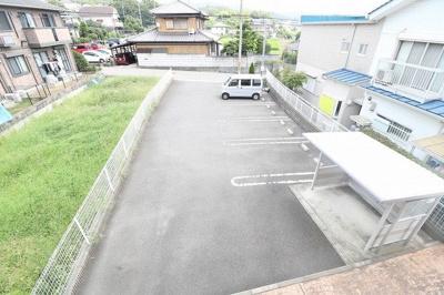 【駐車場】マロングレイス
