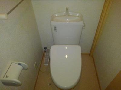 【トイレ】グラン フルール ジャルダンA