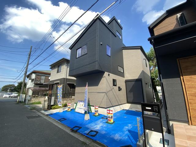 東武野田線「塚田」駅徒歩8分の全1棟の新築一戸建てです。
