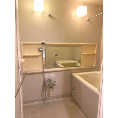 【浴室】板橋パーク・ホームズ