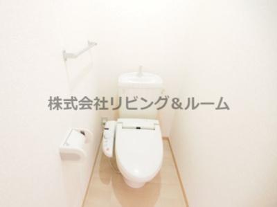 【トイレ】ヴィラ・グリーン