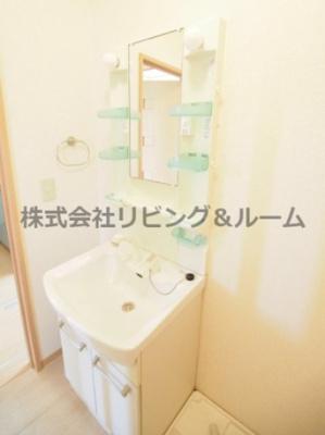 【独立洗面台】ヴィラ・グリーン