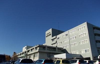 市民病院まで3000m