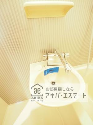 【洗面所】サニーコート