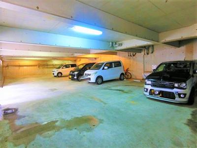 【駐車場】ラグジェレディK3号館