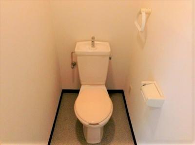 【トイレ】ラグジェレディK3号館