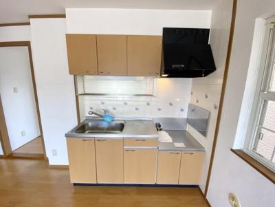 【キッチン】イーストハウス