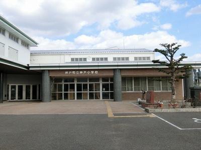 神戸小学校まで1400m