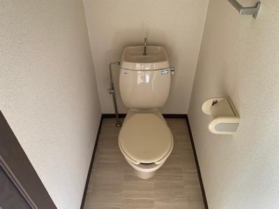 【トイレ】オリーブハイム