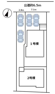 【区画図】守山区元郷