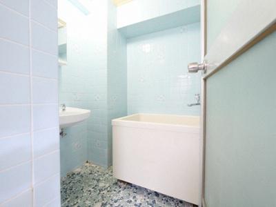 【浴室】青風ハイツ