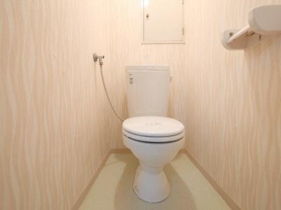 【トイレ】青風ハイツ