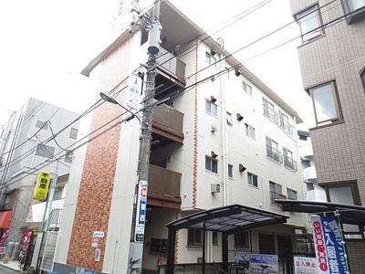 【外観】【一棟マンション】西葛西駅7分◆利回り6%