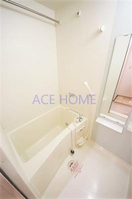 【浴室】プラシード夕陽丘