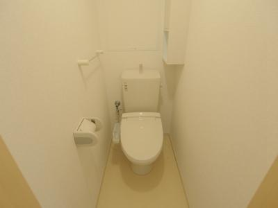【トイレ】まほら