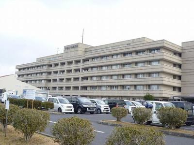 中津川市民病院まで1300m
