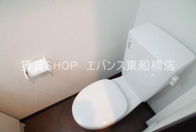 【トイレ】NY Square Funabashi