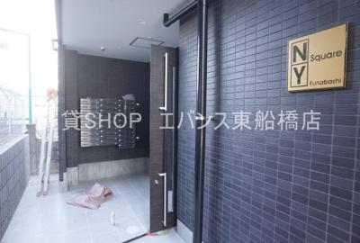 【エントランス】NY Square Funabashi