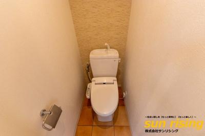 【トイレ】田園キャッスル立川