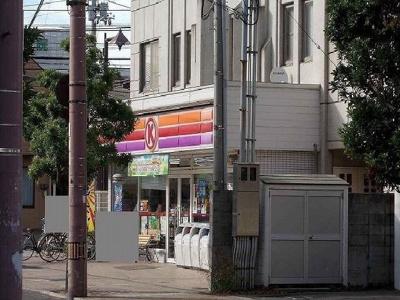 サークルK今治北日吉店様まで600m
