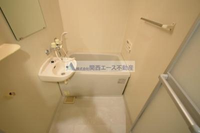 【浴室】ビューハイツ南野