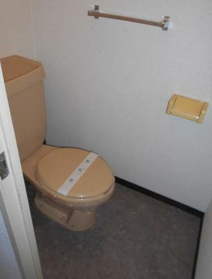 【トイレ】ベラビスタ21 B棟