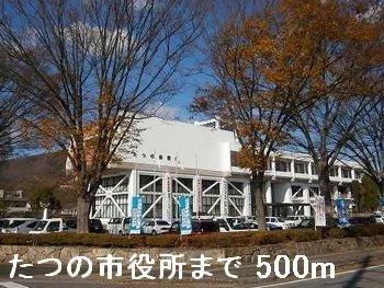 JR本竜野駅まで500m