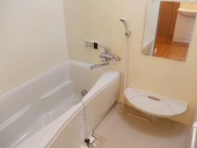 【浴室】シャトー北新町Ⅳ