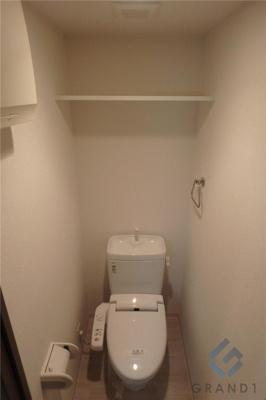 【トイレ】レジュールアッシュ北大阪グランドステージ