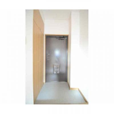 【玄関】グールドハウス