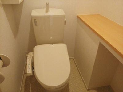 【トイレ】サンリットⅠ