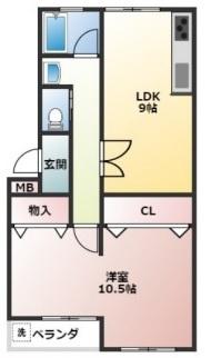 垂水上高丸住宅D棟