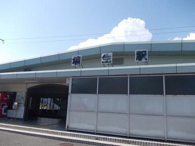 埴生駅まで1000m