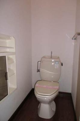【トイレ】幸ハウス B棟