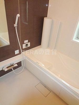 【浴室】豊島区千川2丁目住宅