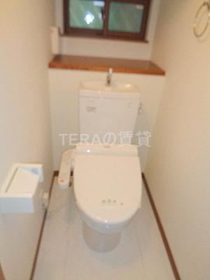 【トイレ】豊島区千川2丁目住宅