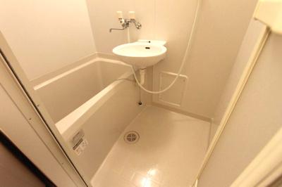 【浴室】レオパレスMK