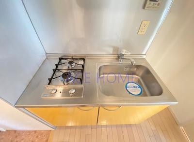 【キッチン】クレイドル四天王寺