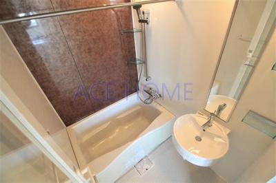 【浴室】クリスタルブライト本町東