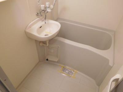 【浴室】メゾン・モネット
