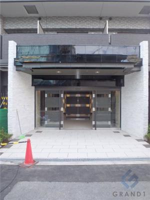 【エントランス】エスプレイス大阪城SOUTH