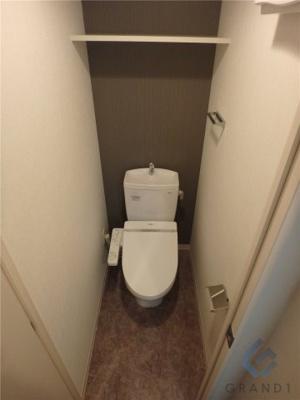 【トイレ】エスプレイス大阪城SOUTH